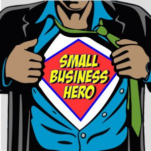 Small Business Hero Reveal